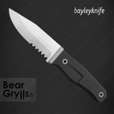 Couteau Bayley S4 de Bear Grylls