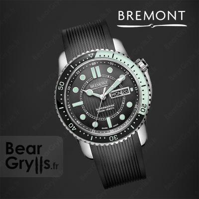 Montre Bremont Supermarine s500 de Bear Grylls