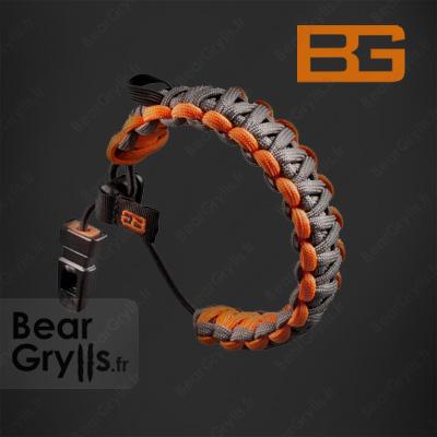 Accessoire Gerber BG Survival Bracelet de Bear Grylls