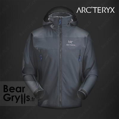 Bear-Grylls-Arc'teryx-Venta SV | Beargrylls.fr