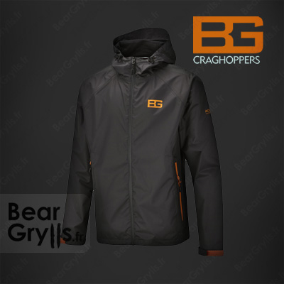 Accessoire Bear Grylls  Waterproof Jacket Kid de Bear Grylls